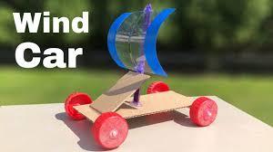 How to Make a Car - <b>Wind</b> Car - Very Simple <b>Toy</b> - YouTube