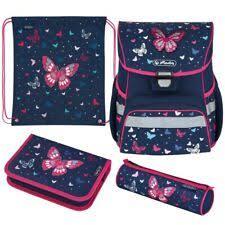 Школьные <b>рюкзаки Herlitz</b> с доставкой из Германии — купить ...