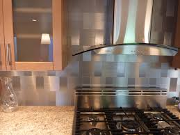 kitchen backsplash stainless steel tiles:  images about backsplash on pinterest backsplash tile stainless steel and traditional kitchens