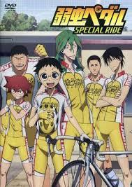 Yowamushi Pedal Special Ride OVA