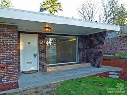 1955 mid century modern house time capsule just 1300 sf but packed w beautiful mid century modern exterior lighting