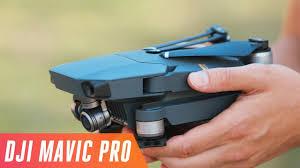 DJI's new Mavic Pro is its smallest 4K <b>drone</b> - YouTube