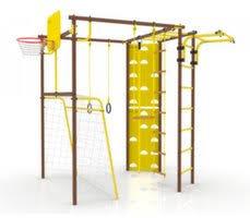 Детские <b>спортивные комплексы для дачи</b> - Каталог | Дети-спорт