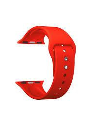<b>Силиконовый ремешок</b> для Apple Watch 38/40 mm <b>LYAMBDA</b> ...