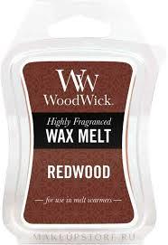 WoodWick <b>Wax</b> Melt Redwood - <b>Ароматический воск</b> ...