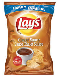 lay s increasing production of lay s chalet sauce chips to meet image caption lay s increasing production of lay s chalet sauce chips to meet demand and prepare for retail launch cnw group pepsico