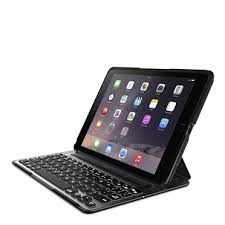 QODE™ Ultimate Pro <b>Keyboard Case</b> for iPad Air 2 (App enabled)