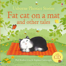 <b>Fat</b> cat on a mat and other tales, with CD - Купить в Украине | БАВА