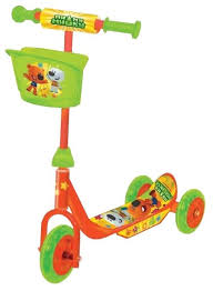 Городской <b>самокат Shantou City Daxiang</b> Plastic Toys ST-PL-MMM ...