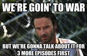 The 21 Funniest The Walking Dead Memes Ever (GALLERY ... via Relatably.com