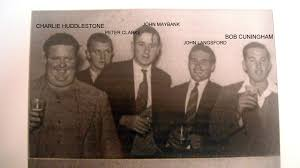 south a football club best players in the final laurie thompson peter benbow j maule brian fountain keith mcinnis don pike
