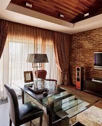 brick office furniture. loft office furniture 7 modern interiors in different styles home brick c