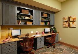 2990 7 built in home office built home office