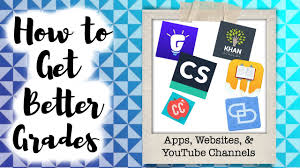 how to get better grades ⎮ apps websites channels how to get better grades ⎮ apps websites channels ⎮tips and tricks for school