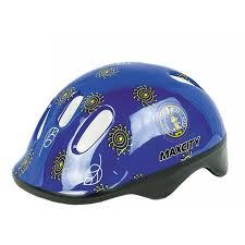 <b>Шлем</b> для роллеров <b>Max City Baby</b> Litle Rabbit, Синий (S ...
