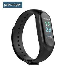 <b>M3 Plus Smart Bracelet</b> Fitness Tracker Heart Rate Monitor ...