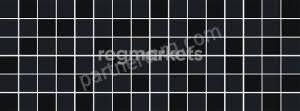 Плитка <b>мозаика</b> черная в Выборге 🥇