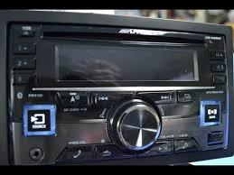Обзор <b>автомагнитолы Alpine CDE-W296BT</b> new 2015 - YouTube