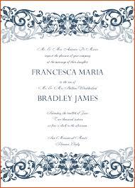 wedding invitation samples invitation wording sample gif wedding invitation templates on wedding invitation samples