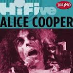 Rhino Hi-Five: Alice Cooper