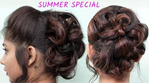 Easy Party Hairstyles | Cute Hairstyles | Hair style <b>girl</b> | <b>Summer</b> ...