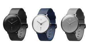 Xiaomi <b>Mijia Quartz Watch</b> With Calorie Counter, Pedometer ...