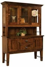 the bridgton hutch made from solid wood handcrafted by the amish built just for brown solid wood furniture