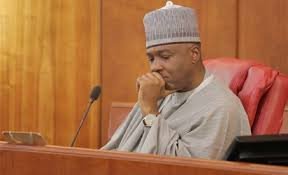 Image result for Saraki Was A No-Show In Court, Prosecution Demands Saraki Be Arrested