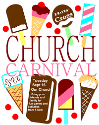 3 church carnival flyer templates using microsoft office link images brighthub com media b31778 church carnival flyer template 3 ice cream jpg