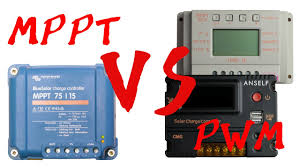MPPT VS <b>PWM</b> || <b>Solar Charge Controller</b> - YouTube