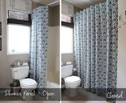 draperies google teal bathroom