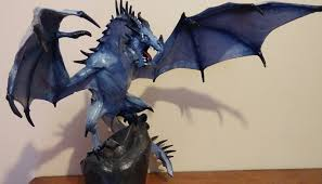 Warm up your 3D printer for this frost dragon from <b>Skyrim</b> - htxt.africa