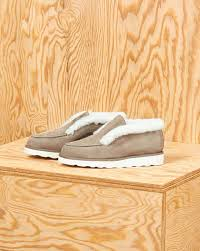 Ripple sole fur lined boots — <b>12Storeez</b>