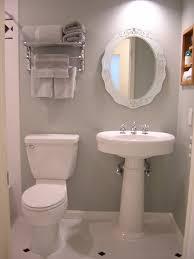 ideas basic bathroom  cute small bathroom wall decor ideas