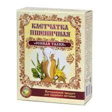 """Клетчатка пшеничная """"Осиная талия"""" """"Злаки Сибири"""", 150 г"""