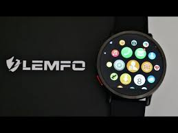"<b>LEMFO LEM X</b> Android 7.1 Smartwatch - <b>2.03</b>"" / 900mAh - YouTube"