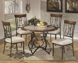 Round Marble Kitchen Table Sets Faux Marble Round Dining Table Sets All Products Dining Kitchen