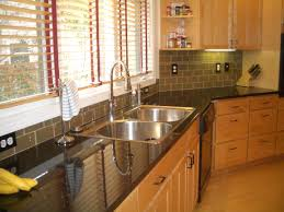 Honey Maple Kitchen Cabinets Kitchen Room New Mid Century Kitchen Cabinet With Natural White