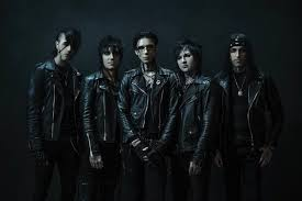 <b>Black Veil Brides</b> Book Livestream 'Re-Stitch These Wounds' Show