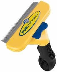 Furminator Shorthair deShedding Tool for Large Dogs ... - Amazon.com