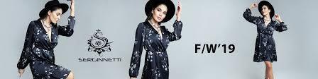 <b>SERGINNETTI</b> сеть магазинов женской одежды | ВКонтакте
