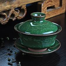TANGPIN coffee tea sets ice crack ceramic teapot gaiwan ... - Qoo10