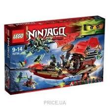 Отзывы о <b>LEGO</b> Ninjago 70738 Последний полет Летучего ...