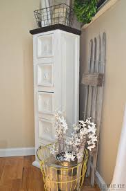 Farmhouse Dining Room Storage Cabinet Little Vintage Nest - Dining room cabinets for storage