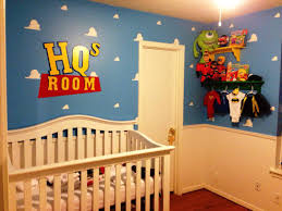 unique baby nursery