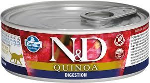 <b>Консервы Farmina N&D</b> Cat Quinoa Digestion для поддержки ...