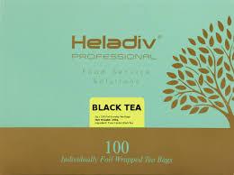 Heladiv Professional Line <b>Black Tea чай черный</b>, 100 шт — купить ...