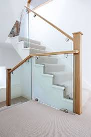 cut string glass oak steel glass staircases bespoke staircases bespoke glass staircase