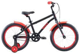 Детский <b>велосипед STARK Foxy</b> 18 Boy (2020) — купить по ...