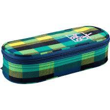 <b>Пенал All Out</b> 138321 Summer Check Green: купить за 490 руб ...